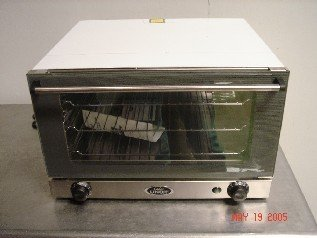 8: NEW Cadco Convection Oven
