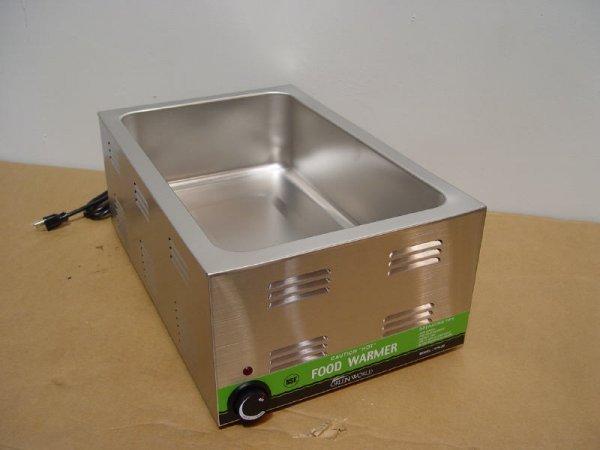 10: NEW GreenWorld Food Warmer