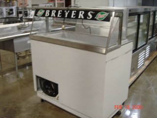 """20: 8-hole Dipping Cabinet 48"""""""