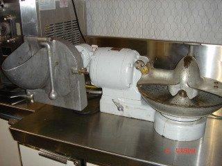"23: Hobart Food Chopper w/14"" bowl -Model 8141"