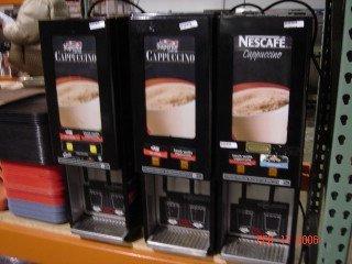 25: Curtis 2-head Cappuccino Machine