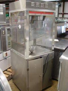 236: Gold Medal Popcorn Machine w/ stand