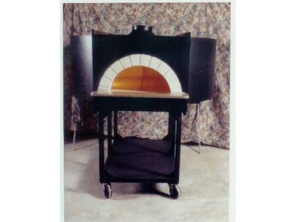 7: NEW Pizza Oven 4800 lbs.  - gas or wood-burning