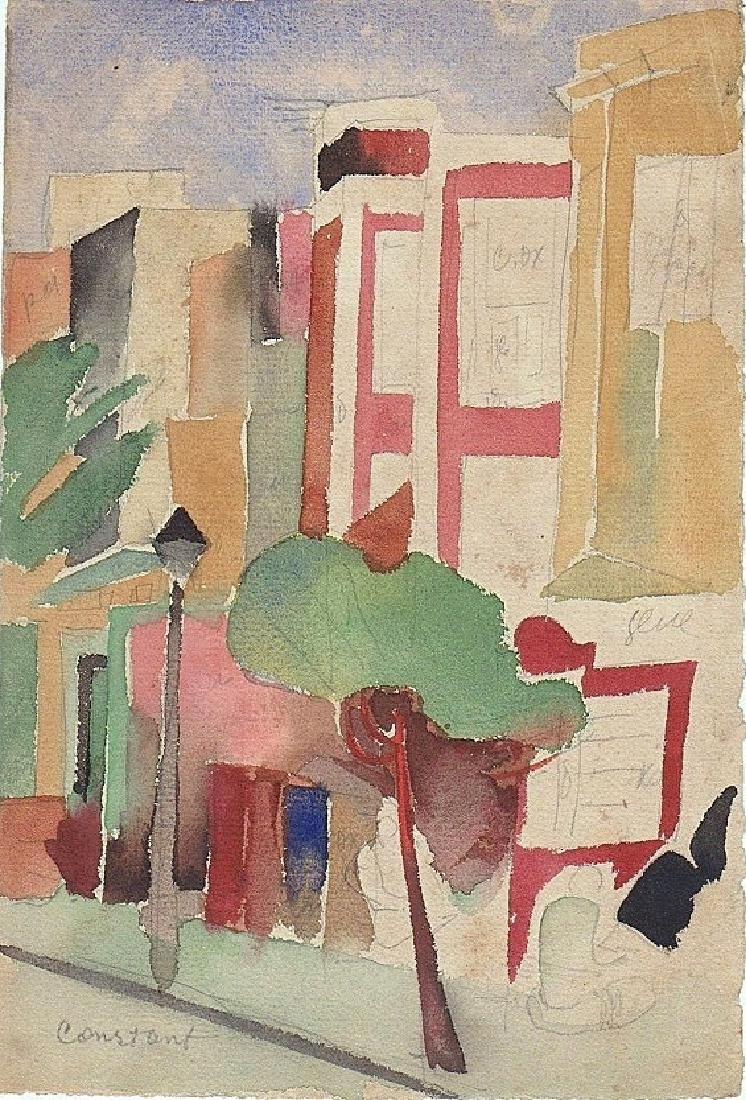 Yosef (Joseph) Constant (French - Israeli, 1892-1969)