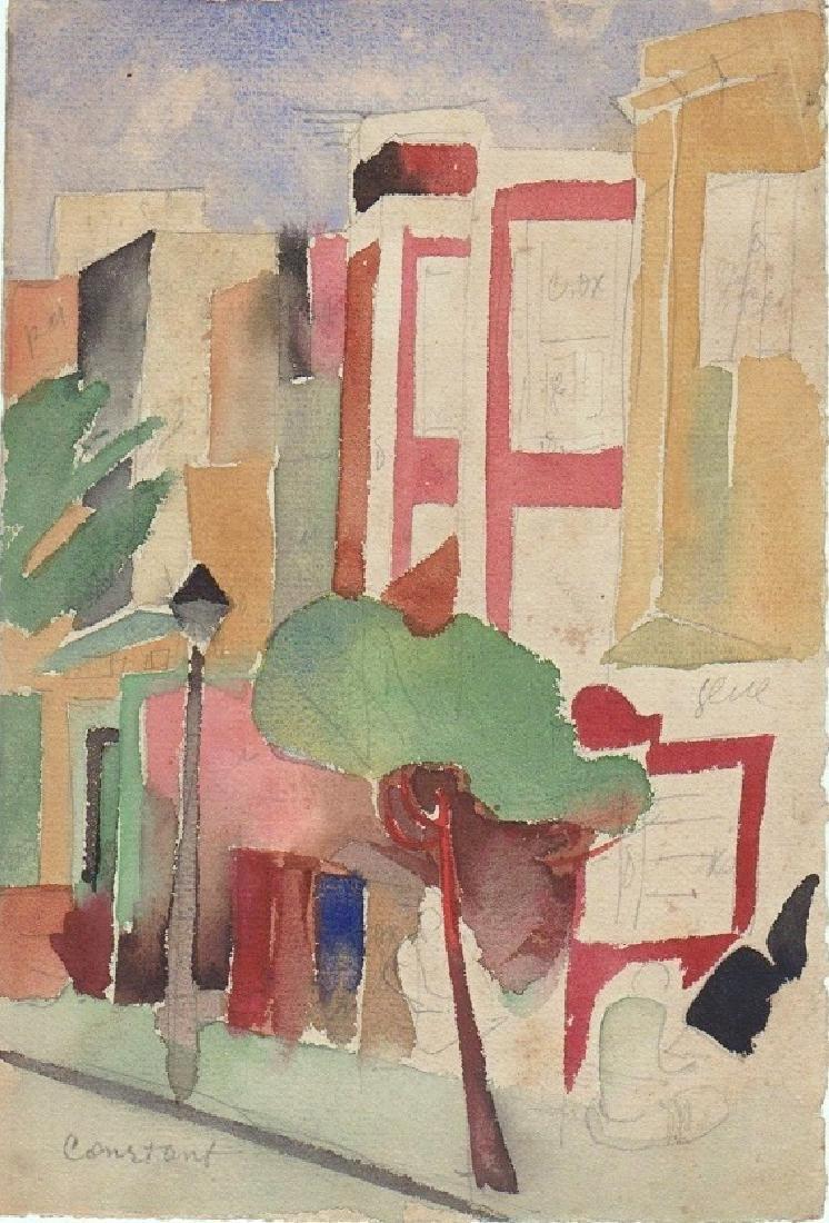 Yosef (Joseph) Constant (French - Israeli, 1892-1969) - 2