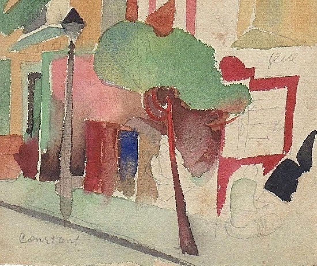 Yosef (Joseph) Constant (French - Israeli, 1892-1969) - 3