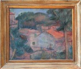 Joachim Weingart (Polish - French, 1895-1942)