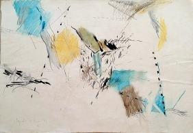 Lynda Sandhaus (Israeli, born Tunis, 1949)