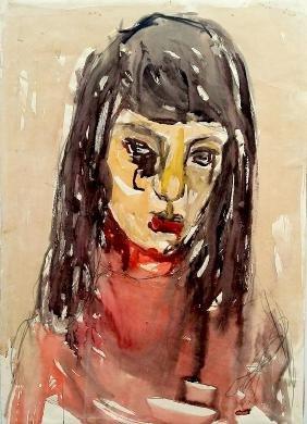 Itamar Siani (Israeli, born Yemen 1941)