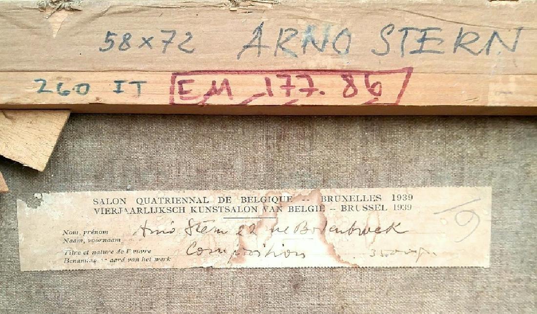 Arno Stern (Belgian,  1888 - 1949 ) - 3
