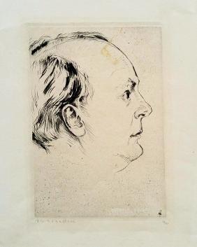 Hermann Struck (Israeli-German, 1876-1944)