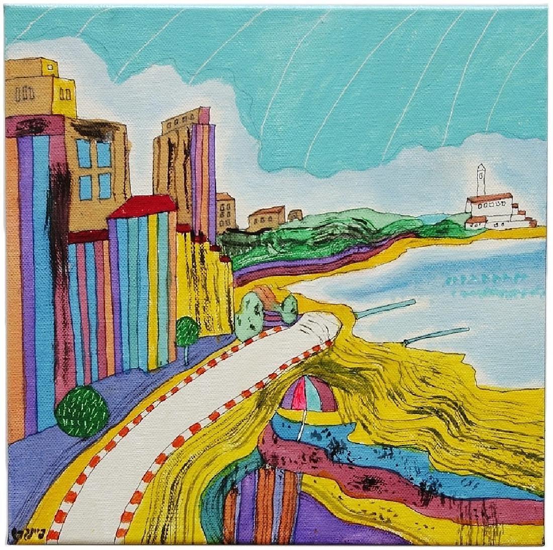 Oded Feingersh (Israeli, born 1938)