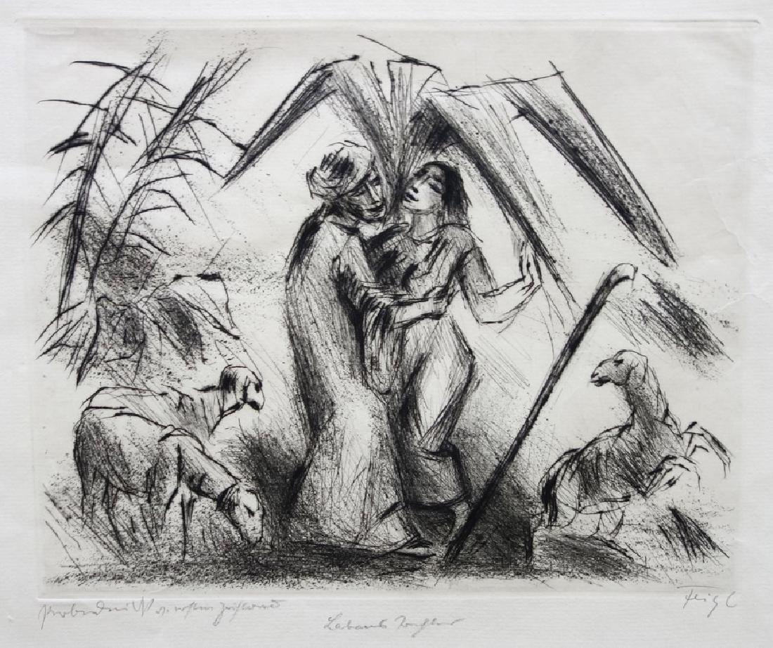 Friedrich (Bedrich) Feigl(Czech - German,1884–1965)