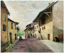 Louis Amedee Baudit (Swiss, 1870-1960)