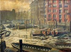 Karl Joseph Muller (1865, Hamburg, Germany - 1942,