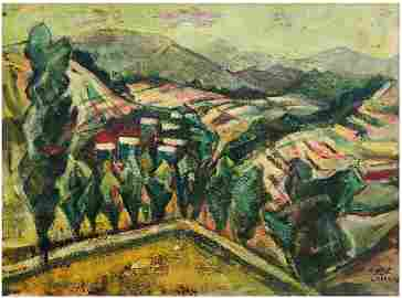 Jakob Eisenscher (Israeli, 1896-1980)