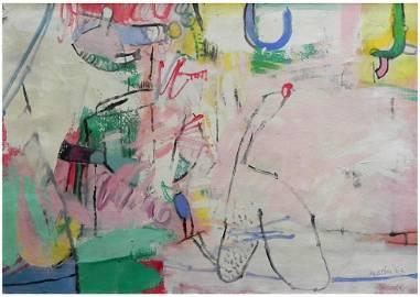 Jean Rustin(French, 1928 - 2013)