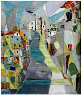 Menachem Helholz-Or (Israeli - French, 1911-2008)