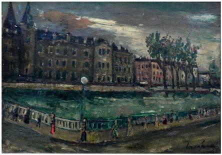 Boris Borvine Frenkel (Polish, 1895-1984)