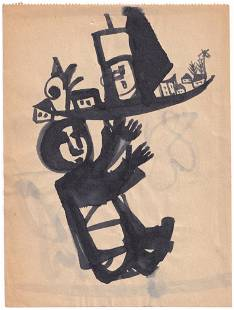 Leo Roth (Israeli, 1914-2002)