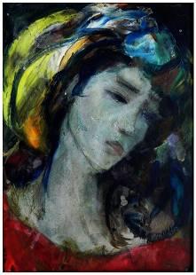Arie Wachenhauser (Israeli - Polish, 1917-1998)