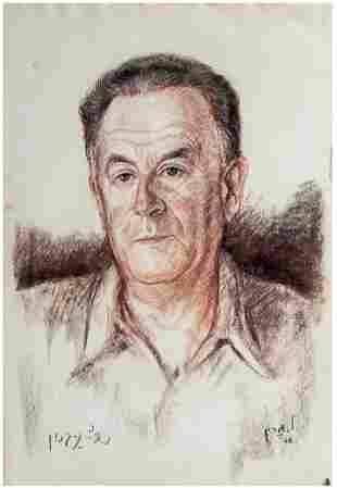 Ludwig Schwerin (Israeli - German, 1897-1983)