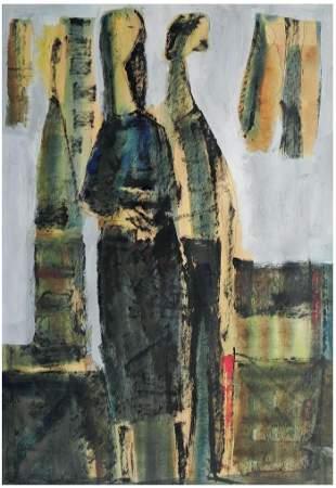 Stefan Alexander (Israeli - Czech, 1910-1978)