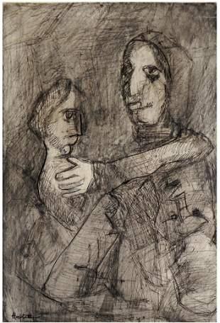 Osias Hofstatter (Polish - Israeli, 1905-1994)