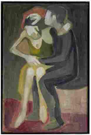 Harold Rubin (South African - Israeli, 1932-2020)