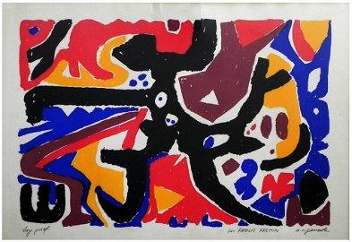 A.R. Penck (German, 1939–2017)