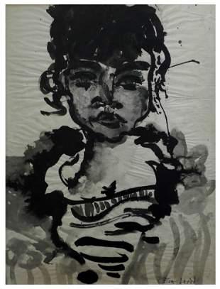 Eva David (French - Bulgarian, b. 1946)