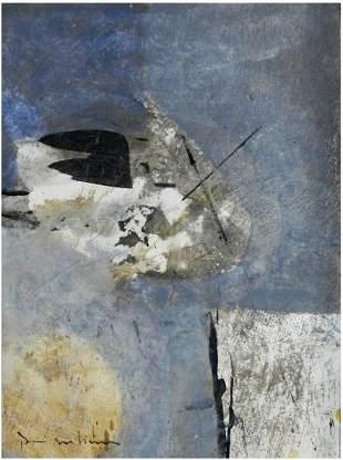 Pere Salinas (Spanish - Catalan, b. 1957)