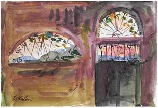 Leo Kahn (Israeli - German, 1894-1983)