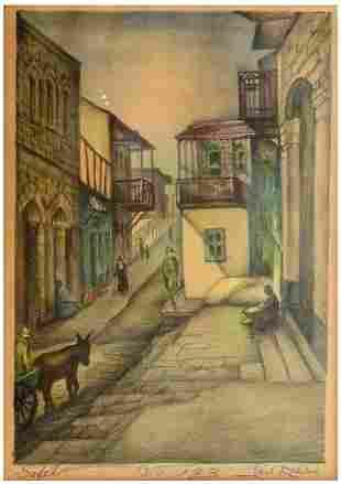Saul Rabino (American, 1892-1969)