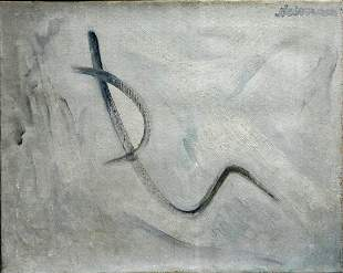 Yehuda Neiman (French - Israeli, 1931-2011)