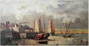 Alfred Matin (European, the 20th century)