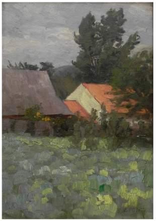 Tibor Szontagh (Hungarian 1873-1930)
