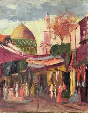 Bela Bacskay (Hungarian, 1860-1938)