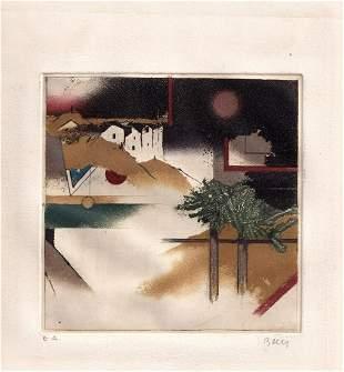 Tuvia Beeri (Israeli, b. Czechoslovakia 1929)