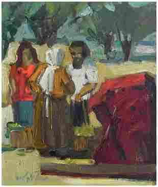 Shaul Victor (Israeli - American, 1947-1996)