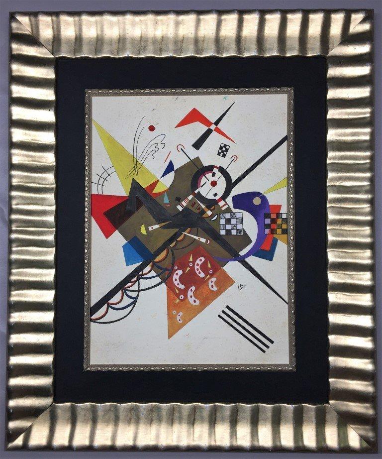 Wassily Kandinsky Mixed Media