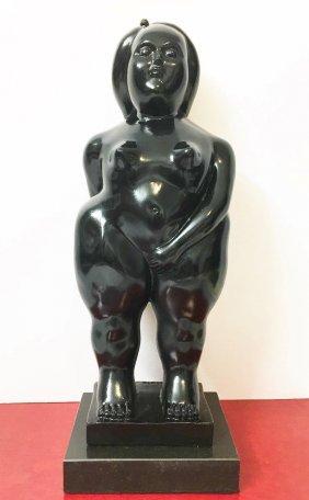 Fernando Botero Bronce Sculpture