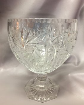 Poland Bowl Crystal