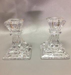 Poland Candle Holder Crystal