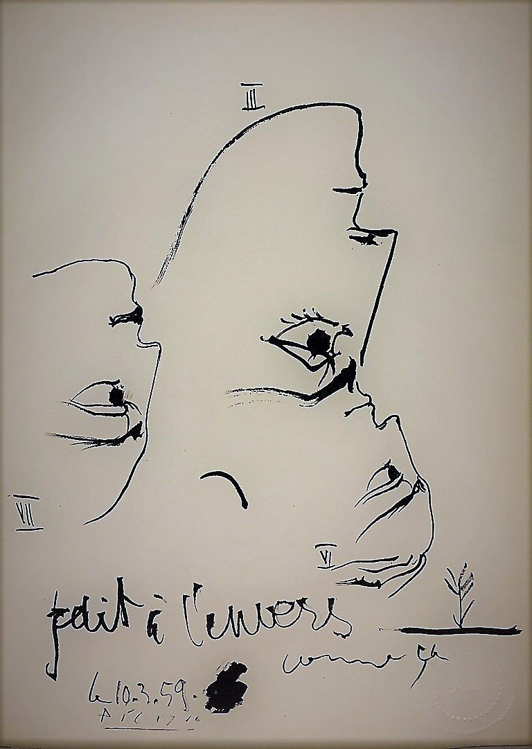 Pablo Picasso Lithography