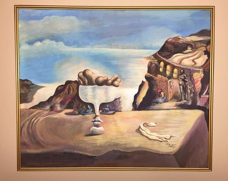 Salvador Dali  Watercolor on paper - 2