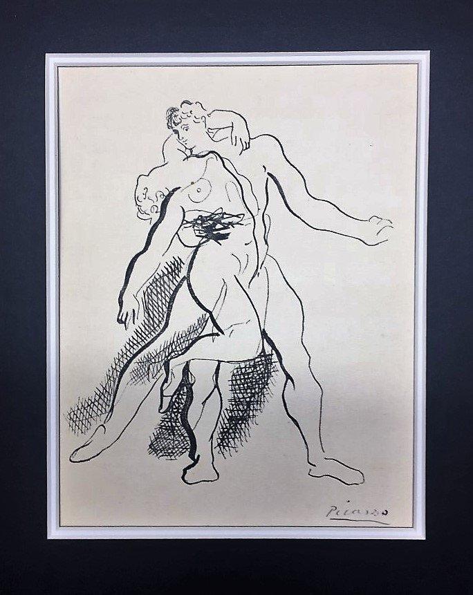 Pablo Picasso Lithograph - 2