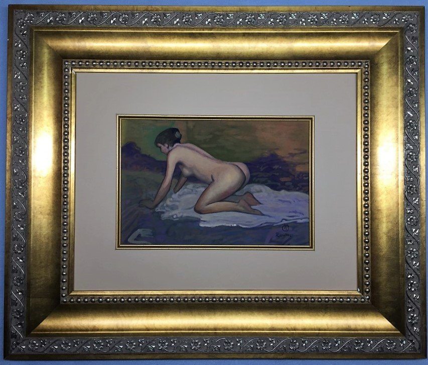 Toulouse Lautrec  Watercolor