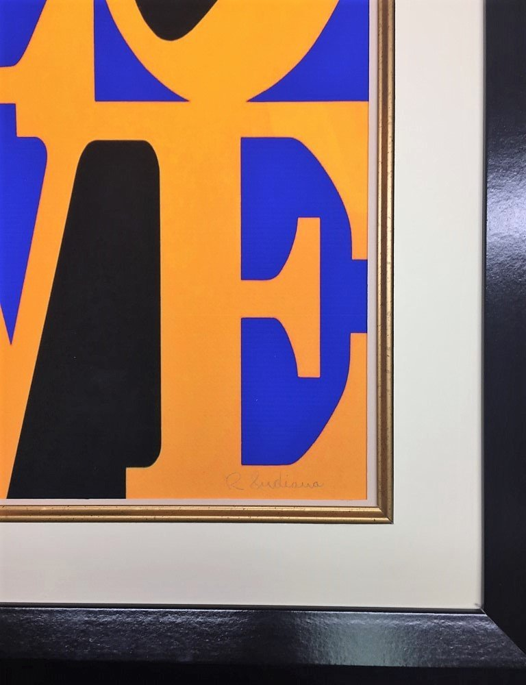 Robert Indiana Lithograph - 2