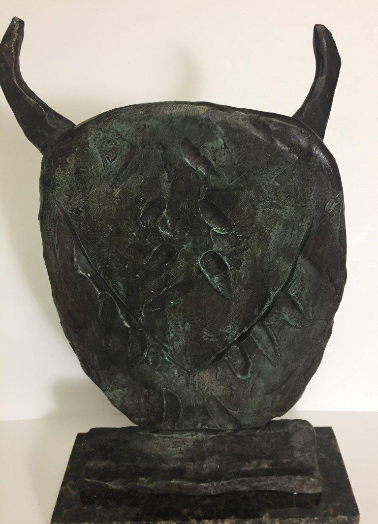 Pablo Picasso Bronze Sculpture  signed - 2
